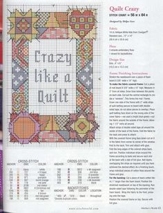 Crazy like a Quilt-don't know where this came from, but would like to find the pattern