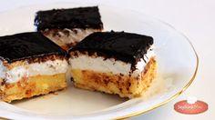 Kekszes édesség, sütés nélkül