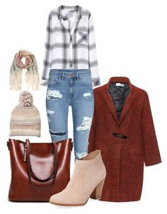 """""""Untitled #1454"""" by social-outcast-16 on Polyvore featuring Rails, Bohème, H&M, Maiden Lane, Steve Madden and Mint Velvet"""