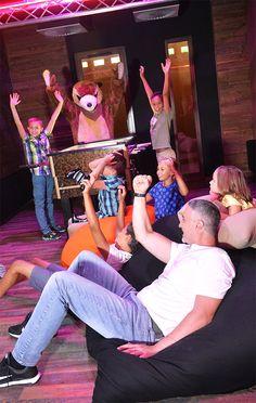 Az Év Szállodájában, a Bambara Hotelben is Huppanj Bele! babzsákfotelek kényeztetik a vendégeket! A közönség kedvence a Varázslatos Bambara Hotel**** Prémium, és büszkék vagyunk rá, hogy ők is bennünket választottak! Próbáld ki és Huppanj Bele! Te is! Bambi