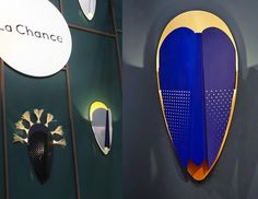 Sorcier Wall Lamp_ La Chance Paris - martabakowskidesign