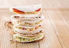 O recheio da tapioca faz toda a diferença. Aprenda 6 opções saudáveis