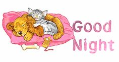 Good Night Animated Gif Images and Orkut Scraps Good Night My Friend, Sweet Night, Good Night Quotes, Good Morning Good Night, Good Night Sleep, Nice Quotes, Morning Light, Gifs, Lola The Pug