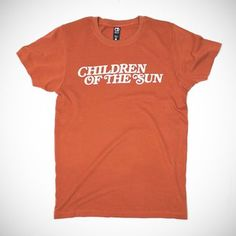 Ace Hotel - Children Of The Sun T-shirt