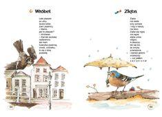 Książki dla dzieci o ptakach i inne materiały dla małych ornitologów | zakreconamama.pl