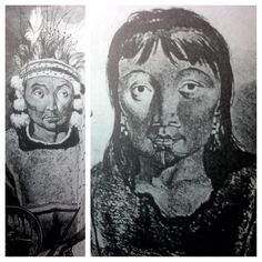 (My) Sugpiaq Alutiiq Ancestors as depicted by John Webber, Cap't Cook's official artist on third voyage of Discovery.