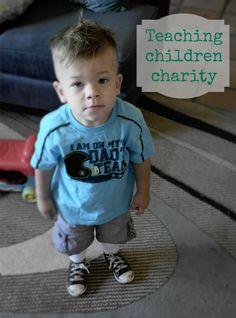 Teaching Children Charity