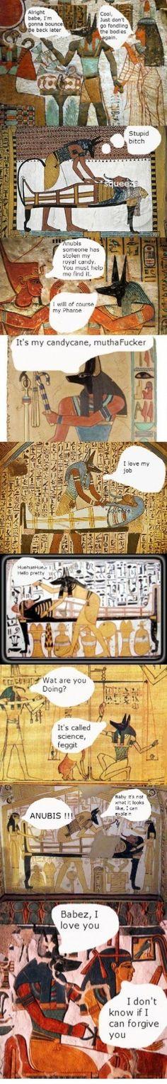 Dammit Anubis