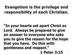 Total Evangelism