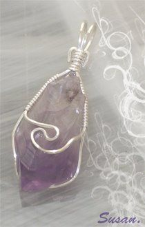 Wire Wrapping, again for those rocks...
