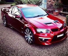 Holdens and Cool Cars Holden Muscle Cars, Aussie Muscle Cars, Chevy Ss, Chevrolet Ss, Automobile, Chevrolet Lumina, Pontiac G8, Pickup Car, Holden Commodore