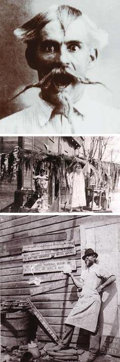 George E. Ohr: A Chronology - Ohr O'Keefe Museum of Art
