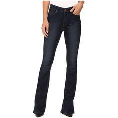 White House Black Market Saint Honore Mid Rise Skinny Flare Jeans ...