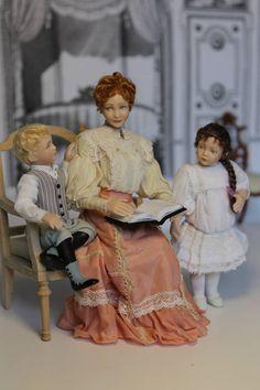 bertram miniature dolls
