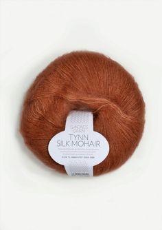 Tynn Silk Mohair 3044 Gresskar - Lykkelig as Baby Barn, Baby Knitting Patterns, Knitting Needles, Business Fashion, Pulls, Knitting Projects, Crafts For Kids, Winter Hats, Pink