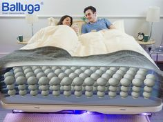 Balluga: The World's Smartest Bed project video thumbnail