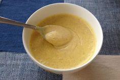 Paleo vanilla bean custard
