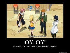 Tags: Anime, FAIRY TAIL, Natsu Dragneel, Gray Fullbuster, Lucy Heartfilia