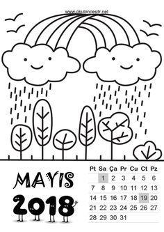 2019 Standart Calendar Printable The calendar on this page is prepared as a standard 2019 calendar templates free printable. 2018 Calendar Template, Free Printable Calendar, Templates Printable Free, Printables, Bullet Journal Yearly, Calendar Pictures, Preschool Kindergarten, Doodle Drawings, Science For Kids
