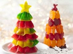 Fruit Flavored Snack Christmas Tree - Holidays