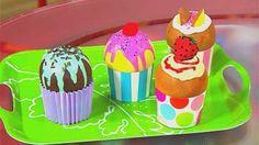 Mister Maker - Joke Cupcake