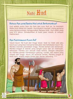 Bahasa Apa yang Dipakai Hud Berkomunikasi Kids Story Books, Stories For Kids, Prophets In Islam, Islam And Science, Ramadan Day, Islam For Kids, Islamic Information, Shia Islam, Learn Islam