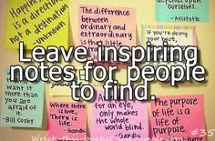 I try to post inspiration all the time through my blog , and social media but love this idea .. #Motivating others Fuels me!