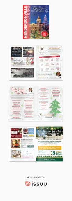 Hendersonville Holidays Shop Local Gift Guide
