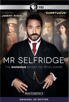 Mr Selfridge is a British period television drama series about Harry Gordon Selfridge and his London department store Selfridge & Co.