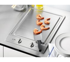 MIELE CS1327Y Electric Teppanyaki - Stainless Steel