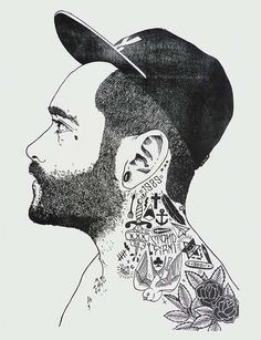 Tattoo-Inspired Prints