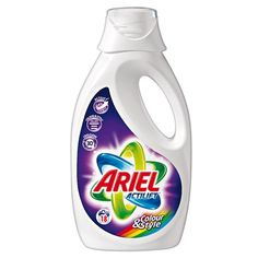 Ariel Actilift Flüssig Color & Style // One of Germany's most popular brand of laundry detergent.
