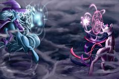 My Little Pony Friendship is Magic Fan Art: Twilight Vs trixie My Little Pony Twilight, Mlp My Little Pony, My Little Pony Friendship, Mlp Fan Art, Disney Fan Art, Little Poney, Mlp Pony, Character Design Animation, Twilight Sparkle