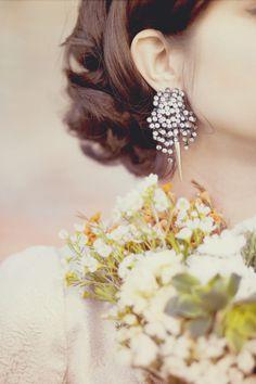 Especial pendientes para novias | Wedding Planners Paris Berlin Bodas Barcelona -