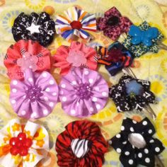 Lovely creations hair accesories !