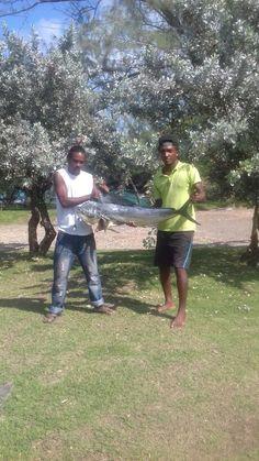 Big catch!