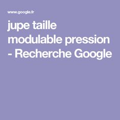 jupe taille modulable pression - Recherche Google