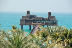 my new favorite restaurant in the world..Pierchic at the Madinat Jumeirah Dubai