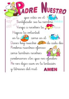 Virma decal wrap sayings-El Sunday School Activities, Sunday School Crafts, Miracle Prayer, Prayer Wall, Religious Education, Bible Crafts, Bible Stories, Prayers, Spanish Class