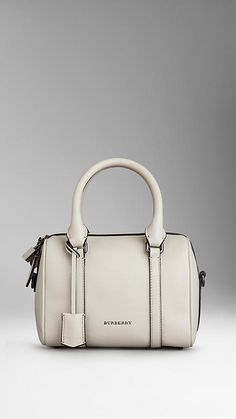 The Small Alchester in Leather from Burberry