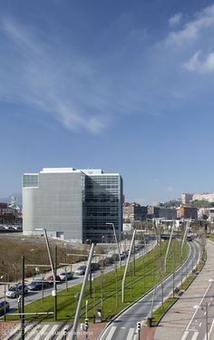 Bilbao, Spain  Biblioteca Deusto  Biblioteca de la Universidad de Deusto  Rafael Moneo