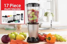 17pc 6-in-1 Multi Blender
