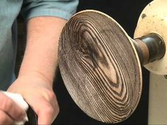 Coloring Wood With Wax, using Kiwi Shoe Polish!! Yes!   Video Tutorial