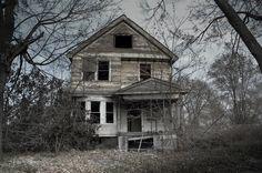 Fotógrafo registra 13 'casas mal assombradas' palco de crimes | Estilo
