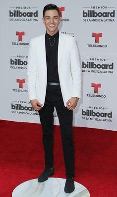 Luis Coronel #Billboards2016 #suits
