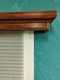 Cornice board/Plywood cornice/Wood Cornice Board/ Valances & Cornices, Cornice Box, Wood Cornice, Window Cornices, Wood Colors, Plywood, Home Accents, Window Treatments, Farmhouse Decor