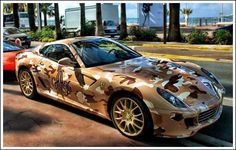 Cool Camouflage Cars | Cool Cars Blog