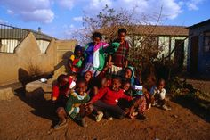 Group of children, South Africa Game Reserve, Africa Travel, Lonely Planet, Continents, Lions, South Africa, Group, Children, Lion
