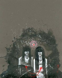 Fatal Frame by Sara Richards on XombieDirge #FatalFrame #CrimsonTwins #Twins #Fear