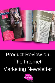 Online Newsletter, Internet Marketing, Content, Check, Online Marketing